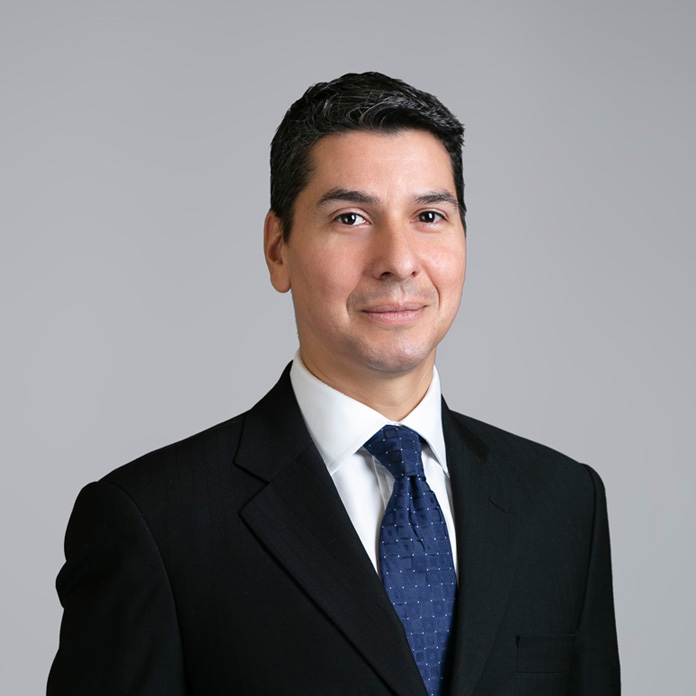 José Antonio Rivas - Managing Director